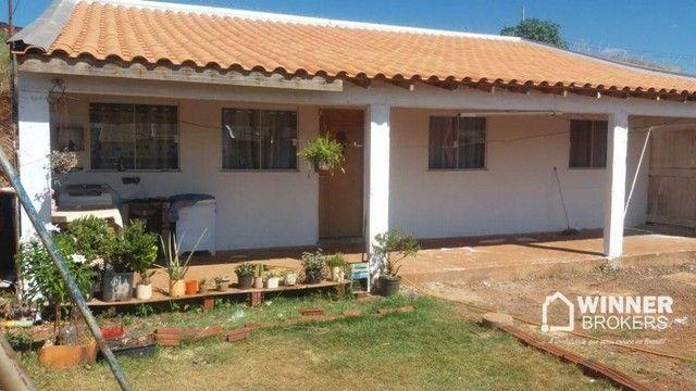 Casa com 2 dormitórios à venda, 64 m² por R$ 50.000,00 - Jardim Aurora 3 - Sarandi/PR - Foto 4