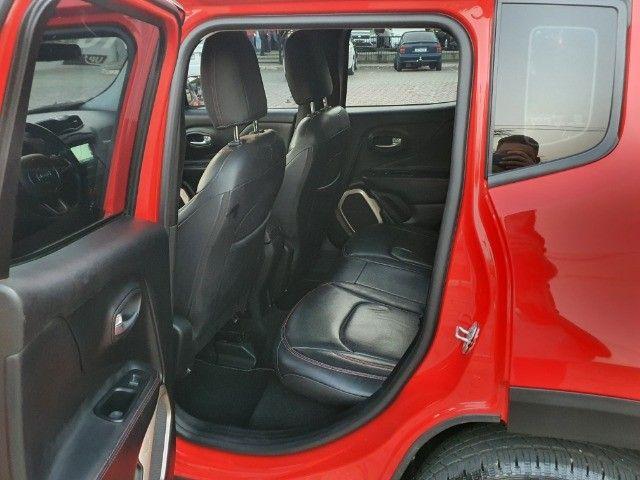 Jeep / Renegade Longitude 1.8 4x2 Automático Flex - Foto 13