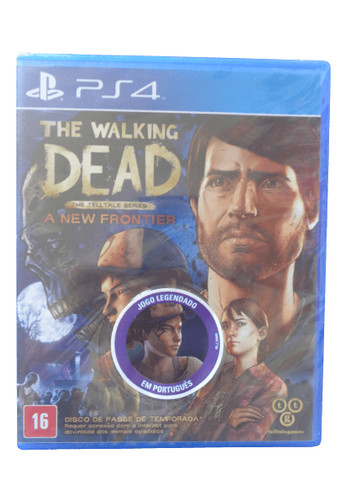 Game The Walking Dead PS4 - Foto 5