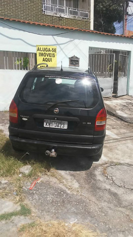 Vendo carro Zafira - Foto 3