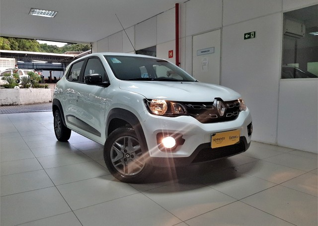 Renault Kwid Intense 1.0 Mt Flex - Foto 3