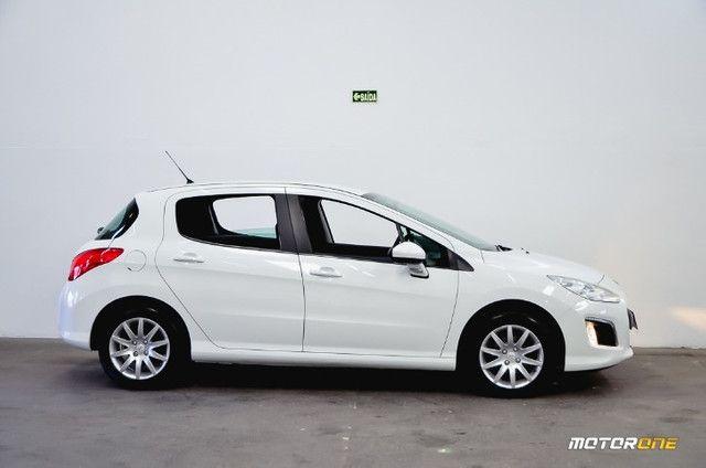 Peugeot 308 Active Flex 1.6 Único Dono Todas as Revisões na Autorizada Placa i Manual - Foto 5