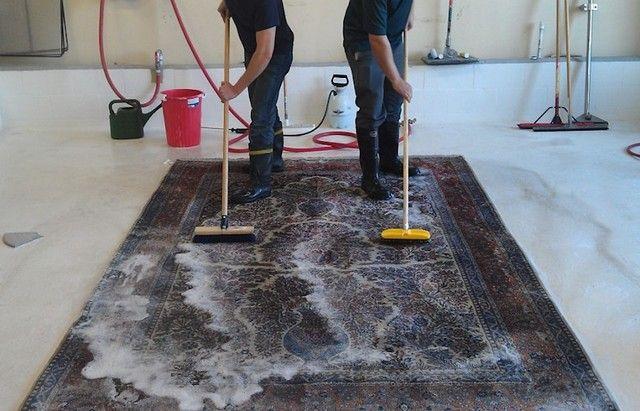 Lavanderia de tapetes em Goiânia