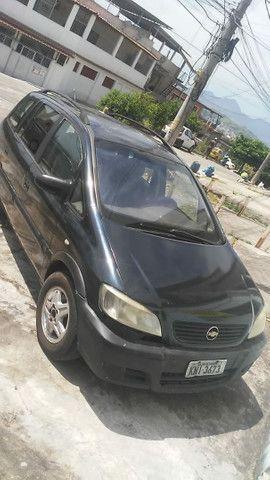 Vendo carro Zafira - Foto 5