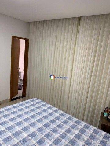 Casa em Condomínio Fechado com 3 dormitórios à venda, 280 m² por R$ 420.000 - Jardim Novo  - Foto 14
