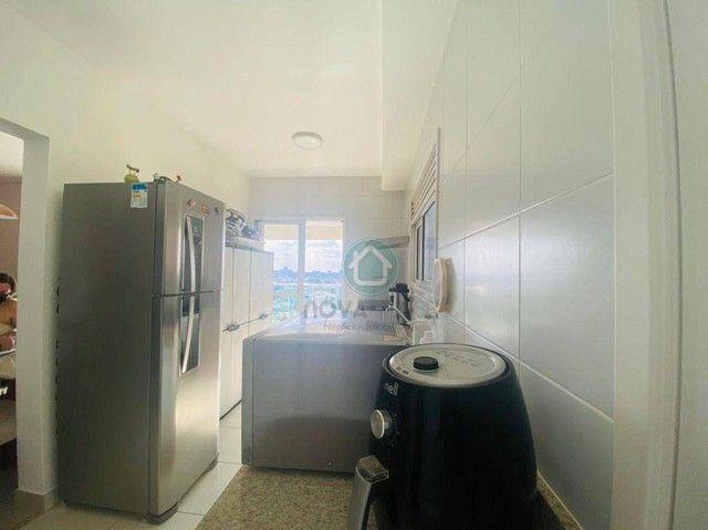 Apartamento à venda, 116 m² por R$ 1.170.000,00 - Vivenda do Bosque - Campo Grande/MS - Foto 8