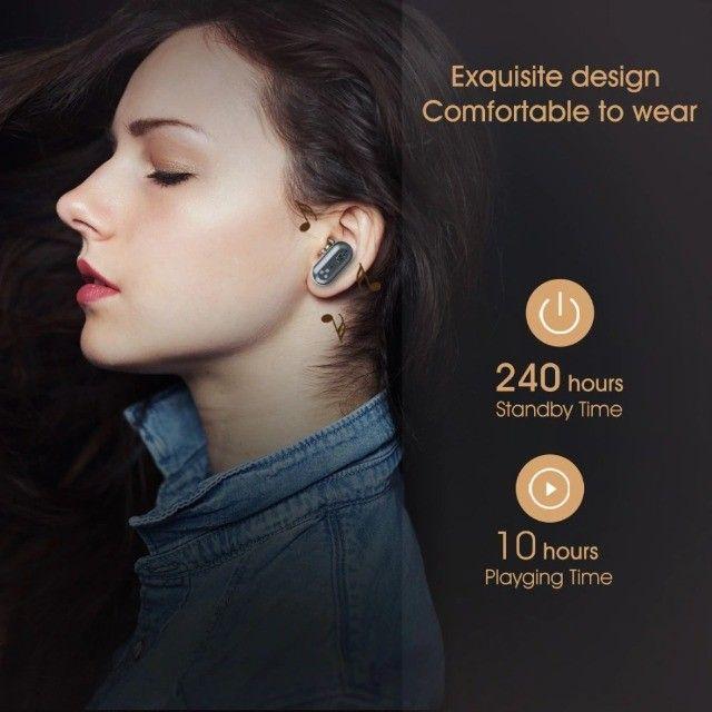Syllable S101 Fone Bluetooth 5.0 Pronta Entrega ( Original, Novo, Lacrado ) - Foto 4