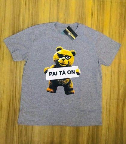 Camisetas em promoção  - Foto 6