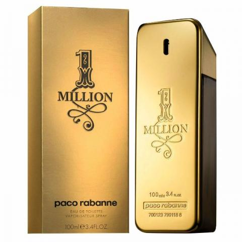 Perfume 1 Million - Eua de Toilette - Original, Lacrado