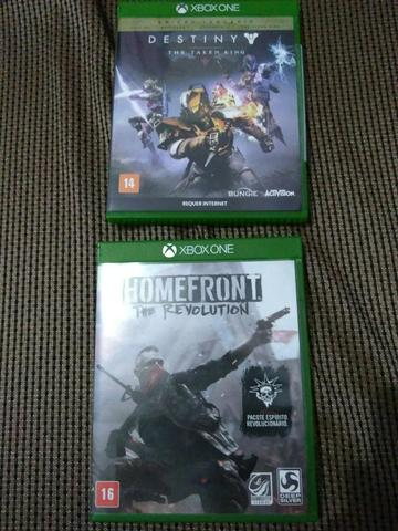 Destiny e Homefront
