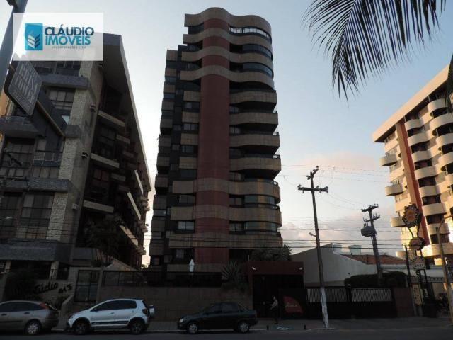 Apartamento residencial à venda, Pajuçara, Maceió.
