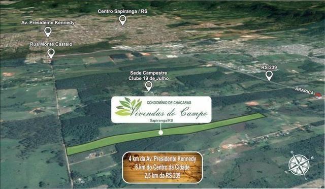 Condomínio de chácaras em Sapiranga - Vivendas do Campo