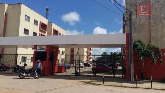 Apartamento residencial à venda, Planalto, Natal.V0208