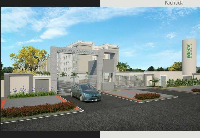 Apartamento novo MCMV Tabuleiro