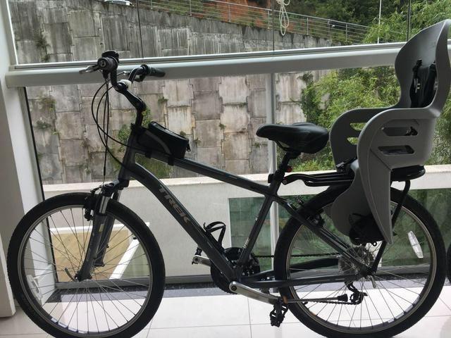 Bicicleta 26 TREK SHIFT 2.T 18.5 grafite