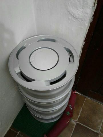 Aro orbital 14 com pneu