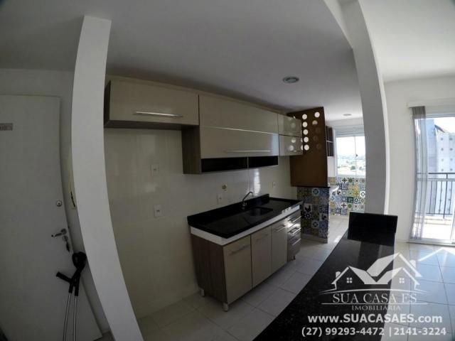 Apartamento à venda com 2 dormitórios em Morada de laranjeiras, Serra cod:AP143GI - Foto 2