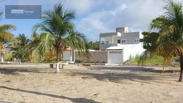 Condomínio à beira mar, 460m2 em paripueira - Foto 10
