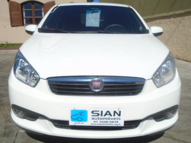 Fiat grand siena 2014 1.4 mpi attractive 8v flex 4p manual - Foto 13