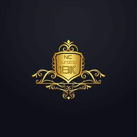 Pulseira de ouro 18k 750 - Foto 2