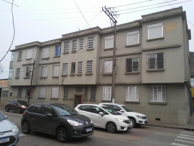 Apartamento à venda com 1 dormitórios em Sao joao, Porto alegre cod:412