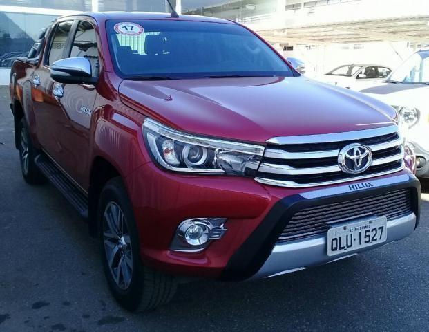 Toyota hilux 2.8 srx 4x4 cd 16v diesel 4p automático - Foto 2