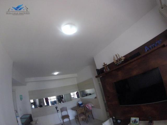 Apartamento à venda com 3 dormitórios em Morada de laranjeiras, Serra cod:AP171GI - Foto 5