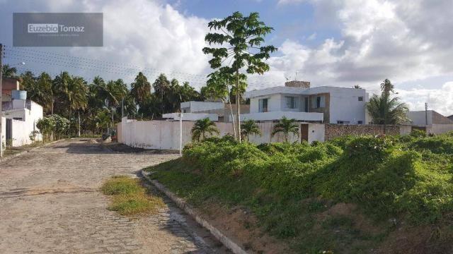 Condomínio à beira mar, 460m2 em paripueira - Foto 11