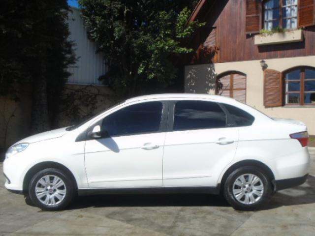 Fiat grand siena 2014 1.4 mpi attractive 8v flex 4p manual - Foto 14