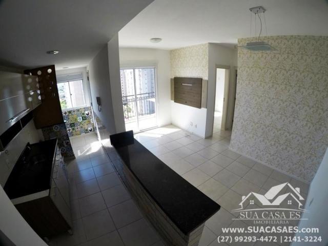 Apartamento à venda com 2 dormitórios em Morada de laranjeiras, Serra cod:AP143GI