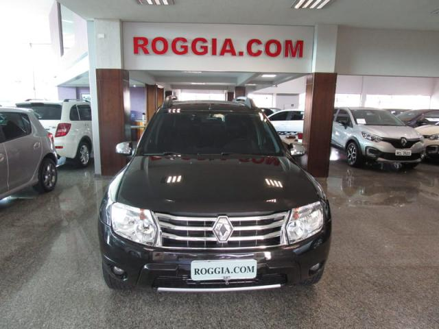 RENAULT DUSTER 2.0 D 4X2 A 2012