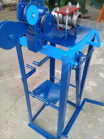 Maquina para fabricar tela alambrado - Sem Motor - Foto 2