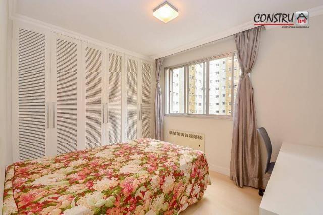 Apartamento com 3 dormitórios à venda, 143 m² por r$ 798.000,00 - batel - curitiba/pr - Foto 11