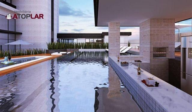 Apartamento à venda, 133 m² por R$ 1.800.000,00 - Centro - Balneário Camboriú/SC - Foto 10
