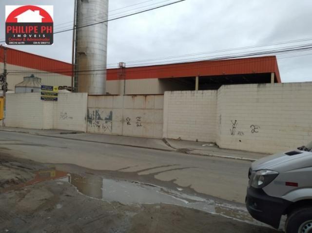 Garagem para locação com toda a estrutura montada. - Foto 6