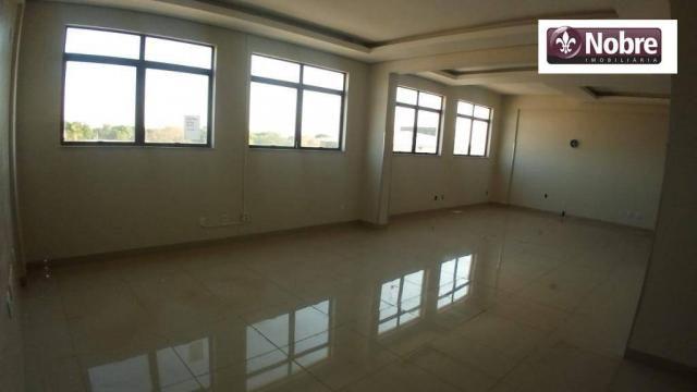 Sala para alugar, 62 m² por R$ 1.540,00/mês - Plano Diretor Sul - Palmas/TO - Foto 3