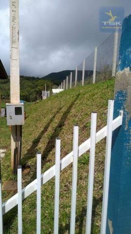 CH0315 - São José dos Pinhais Chácara 20.000 m² casa nova, internet fibra ótica. - Foto 18