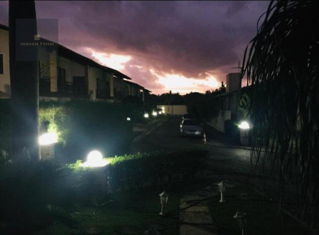Excelente Casa Plana em condomínio fechado no Centro, Eusébio-CE - Foto 4