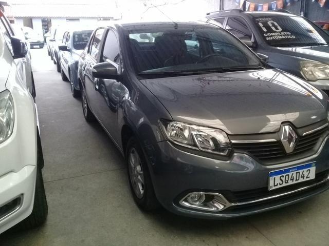 Renault-logan 1.6 valor anunciado tem mais 10 mil de entrada - Foto 2
