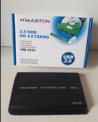 (NOVO) Case 3.0 Externa Hd Sata Ssd Notebook 2.5 Xbox One Ps4 - Foto 3