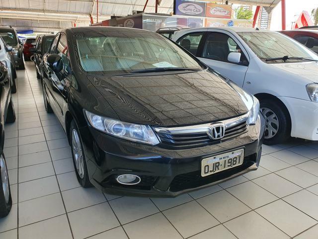 Honda Civic LXL 1.8 2013 Automático