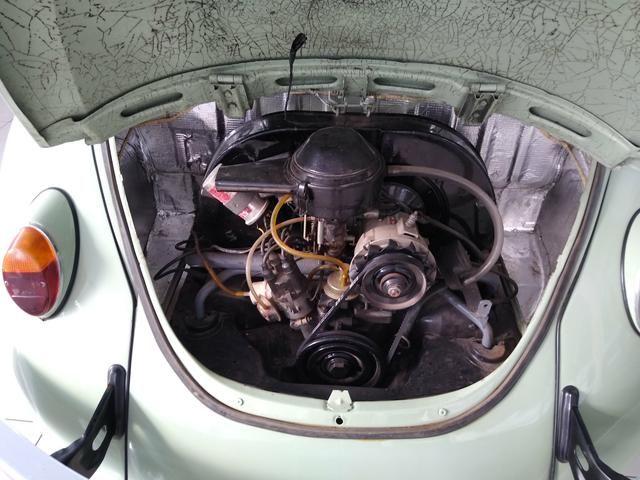 Fusca 1975 motor 1500 - Foto 2