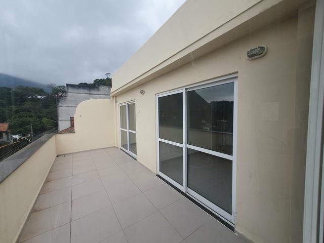 Duplex reformado na Rua Alice, Laranjeiras - Foto 13