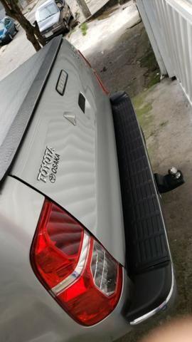 Toyota Hylux CD 3.0 SR 4 x 4, Ano 2013, Òtimo Estado, Aceito Troca - Foto 9