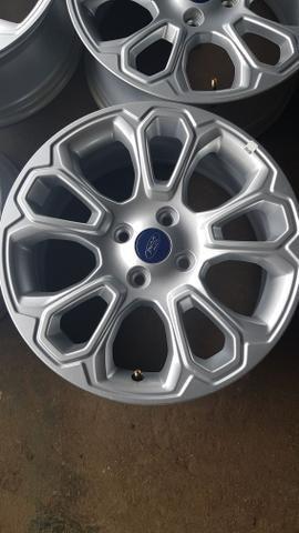 Roda aro 17 Ford EcoSport Titaniun 2018