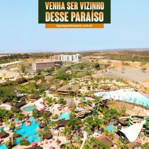 Loteamento Lagoa Golden Park - Caldas Novas GO. R$316 por mês - Foto 11