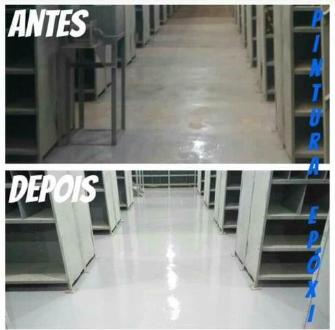 Epóxi / polimento de piso / Pintura - Foto 6