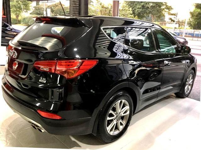 HYUNDAI SANTA FÉ 2013/2014 3.3 MPFI 4X4 7 LUGARES V6 270CV GASOLINA 4P AUTOMÁTICO - Foto 2