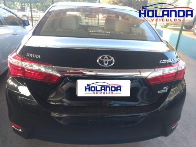 TOYOTA COROLLA 2015/2015 2.0 ALTIS 16V FLEX 4P AUTOMÁTICO - Foto 4