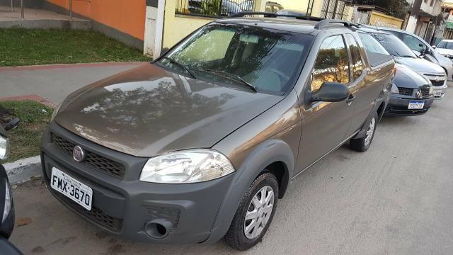 Fiat strada working 2014 básico 1.4 Financio com 2 mil de entrada - Foto 2
